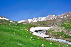 Sabalan 1,is an inactive stratovolcano in Ardabil of northwestern Iran.