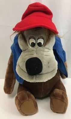 "Disney Brer Bear Plush Song Of The South World Stuffed Animal 16"" Toy Souvenir #WantDisneyWorld"