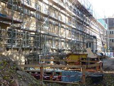 Investition in eine Wohnimmobilie mit Denkmalabschreibung. Achtung - der Kauf der ETW sollte vor Baubeginn sein.