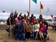 Alayna Eagle Shield shares her experience in starting the school at the #NoDAPL encampment in North Dakota.