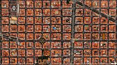 30 Breathtaking Satellite Photos That Will Change How You See Our World Barcelona, Spain