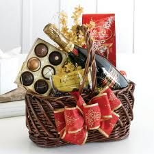 8 Best Work christmas gift baskets images | Christmas baskets ...