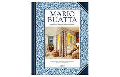 After more than half a century in the business, Mario Buatta, the designer known for popularizing English country-house style in America, has at long last published his first monograph. Mario Buatta, Interior Design Masters, Penguin Random House, Country Style Homes, One Kings Lane, Book Design, House Tours, Bookends, House Styles