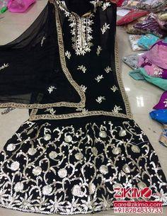 Sharara, Salwar Kameez, Desi Wear, Indian Suits, Anarkali Suits, Bridal Dresses, Clothes For Women, Designer Wear, Eid