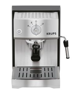 KRUPS Pump Automatic Espresso Machine Compatible with Ground Coffee and Pods with Milk Frothing Nozzle for Cappuccino and Stainless Steel Housing, Silver from KRUPS Black Friday Cyber Monday Best Espresso, Espresso Maker, Coffee Maker Machine, Coffee Machines, Automatic Espresso Machine, Amazon Coffee, Coffee Accessories, Coffee Filters, Coffee Drinks