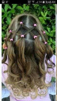 Miraculous Little Girl Hair Girl Hair And Little Ones On Pinterest Hairstyles For Men Maxibearus