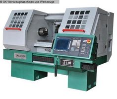 J & W SK 6136H / 1124-0001148 № 750 - CNC Drehmaschine