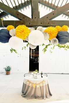 Wedding Color Yellow - Yellow Wedding Ideas   Wedding Planning, Ideas & Etiquette   Bridal Guide Magazine
