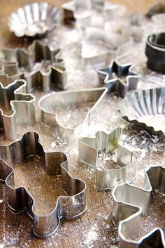 Cookie Cutters - I love finding unique cookie cutters, I found a grill this summer...