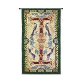 Found it at Wayfair - Classical Celtic Design II by Abigail Kamelhair Tapestry