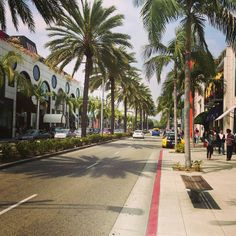 Rodeo Drive Beverly Hills, CA