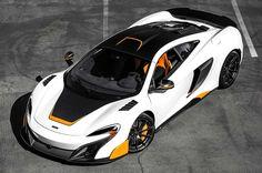 Super Unique McLaren 675LT MSO