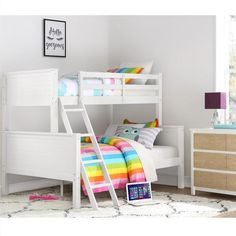 Everybody Loves A Bunk Bed Lulu Bunk Bedroom Set Ashley Furniture