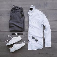 "18 mil Me gusta, 58 comentarios - MEN'S FASHION POST (@mensfashionpost) en Instagram: ""Elevated Basics. @jachsny"""
