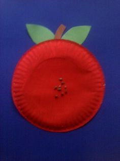 Apple crafts for preschoolers,apple crafts -                 Crafts For Preschoolers