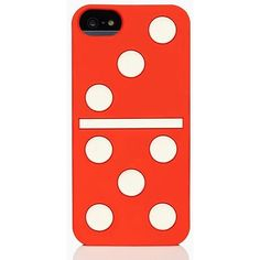 kate spade new york Dominos Silicone Iphone 5 Case