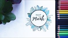 Hope you enjoy the video and i really hope everyone has an amazing month xx let me know of any ideas for themes you'd like to see me do for fut. March Bullet Journal, Bullet Journals, Bullet Journal Inspiration, Journal Ideas, Journal Quotes, Murcia, Art Quotes, Doodles, How To Plan