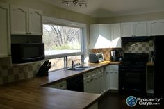 A kitchen we can live with. Ontario, Kitchen Cabinets, Canning, Live, Home Decor, Kitchen Cupboards, Homemade Home Decor, Home Canning, Decoration Home