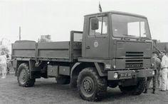 Bedford TM 4x4 Drop side  Logistics Support Truck