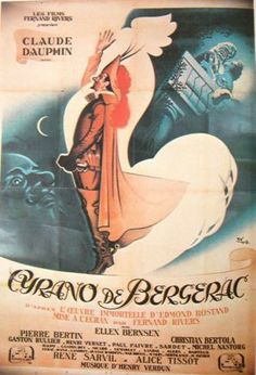 Help me edit a short essay on Cyrano de Bergerac?