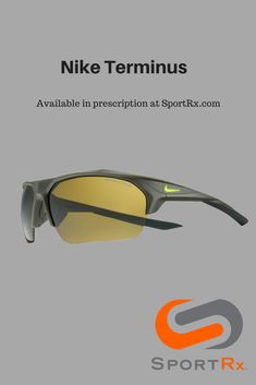 8804117cafc Shop the Nike Terminus baseball sunglasses. Available in prescription at  SportRx. Home Run Baseball