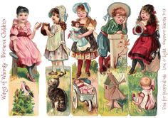 Wings of Whimsy: Diorma Children
