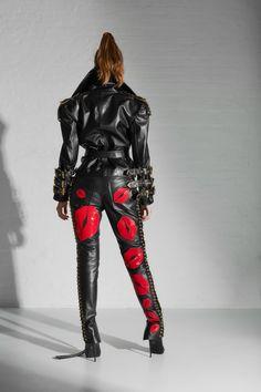 Leather Pants, Collection, Women, Fashion, Leather Jogger Pants, Moda, Fashion Styles, Lederhosen, Leather Leggings