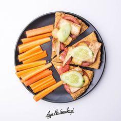 Co zamiast chleba? - 10 pomysłów na zamienniki pieczywa ⋆ AgaMaSmaka - żyj i jedz zdrowo! I Want To Eat, Bread Rolls, Different Recipes, Tofu, Cake Recipes, Sandwiches, Food And Drink, Healthy Eating, Gluten Free