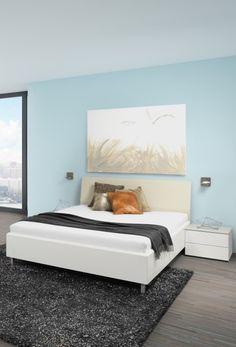 Bett und Nachttisch #schlafen #sleeping #mab #mabmöbel #möbel #furniture #interiordesign #designinspiration #designlife #swissmade #muotathal #swissness #möbelschweiz #swissquality #nachhaltigkeit #ächtmuotathal Projects, Home Decor, Bedside Desk, Bed, Wood, Blue Prints, Interior Design, Home Interiors, Decoration Home