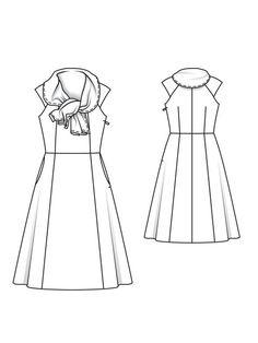 Houndstooth Dress 08/2011 #125