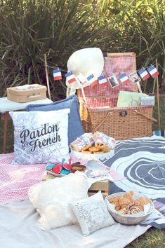 bastille day picnic ideas