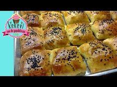 El Açması Bohça Börek (Tadına doyamayacaksınız:) - Kekevi Börek Tarifleri - YouTube