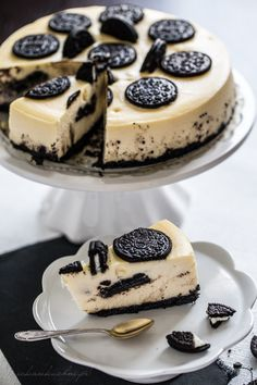 Let Them Eat Cake, Food Ideas, Cheesecake, Deserts, Dessert Recipes, Food And Drink, Cooking Recipes, Sweets, Cakes