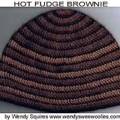 Hot Fudge Brownie - via @Craftsy