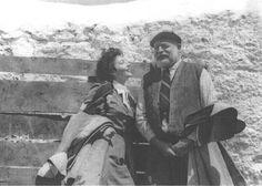 Ava Gardner and Ernest Hemingway - 1954