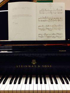 Piano lessons - Le croissant d'argent