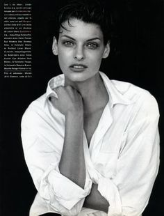 French Glamour Peter Lindbergh 1992