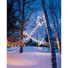 Buy state of the art LED Lights for Christmas Outside Decorating. No more burnt out bulb to ruin the whole string! These led Christmas lights...