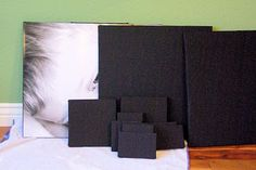 how to make your own canvas pictures.....awesome!