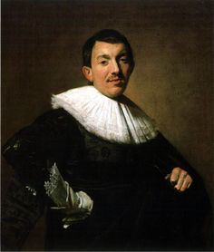 Portrait of a Man by @artisthals #baroque