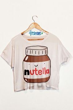 Fresh tops! I love love love nutella so much I'm gonna make a stash of nutella I might be crazy but listen here Jack I love nutella!!!:)#si #Alice #nutella