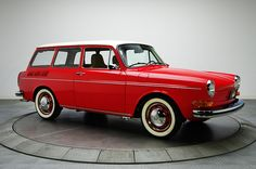 1971 VW Type 3 Squareback Volkswagen
