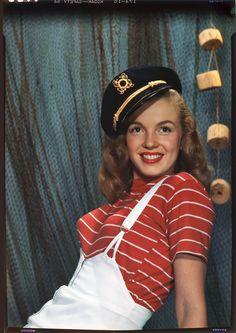 Early Marilyn Monroe  Photo by: Bernard of Hollywood