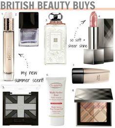british beauty buys