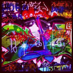 Street art. Graffiti. Art. Urban