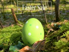 Easter Sale  40% OFF