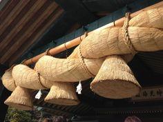 出雲大社 (Izumo-Oyashiro Shrine) 場所: 出雲市, 島根
