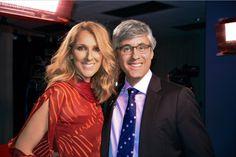Demain matin, Céline sera en entrevue à l'émission @CBSSunday pour parler de ses 13 dernières années de carrière et de sa 1000e à Vegas! -TC