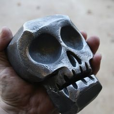 Iron Skull by Dillon Forge, Inc.