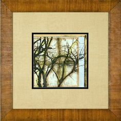 Phoenix Galleries Architectural Tile 5 Framed Print - OWP12946